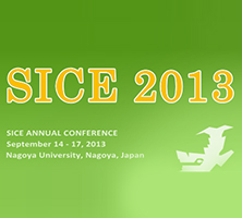 SICE Annual Conference 2013