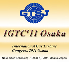 International Gas Turbine Congress 2011 Osaka (IGTC'11 Osaka)