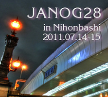 JANOG28 Meeting
