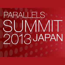 Parallels Summit 2013 Japan