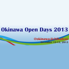 Okinawa Open Days 2013