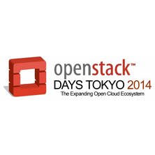 OpenStack Days Tokyo 2014